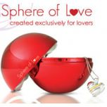 Sphere Of Love Pendants